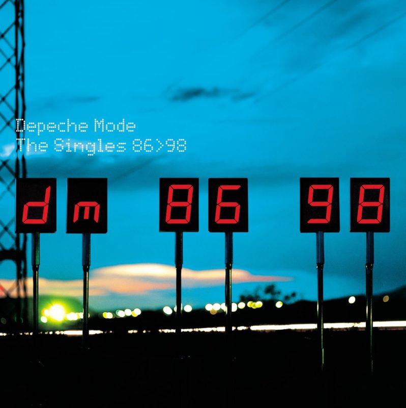 Depeche Mode The Singles 86>98