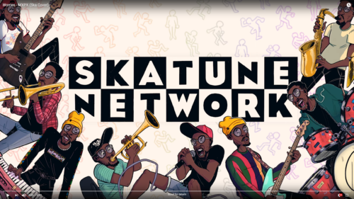 skatune network worries