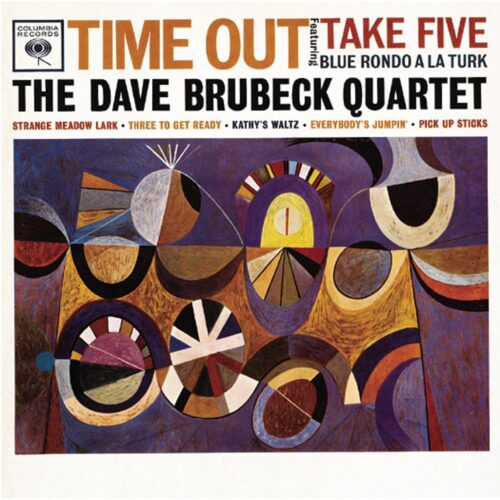 time out dave brubeck quartet