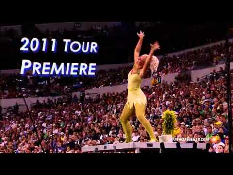 2011 DCI Tour Premiere Trailer Screenshot