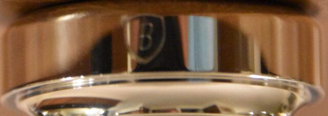 Hammond Design Mouthpiece - Bloo Shield