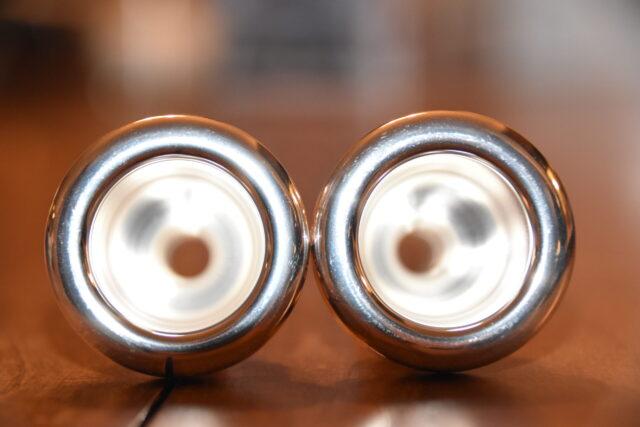 Hammond Design Mouthpieces - Inside View