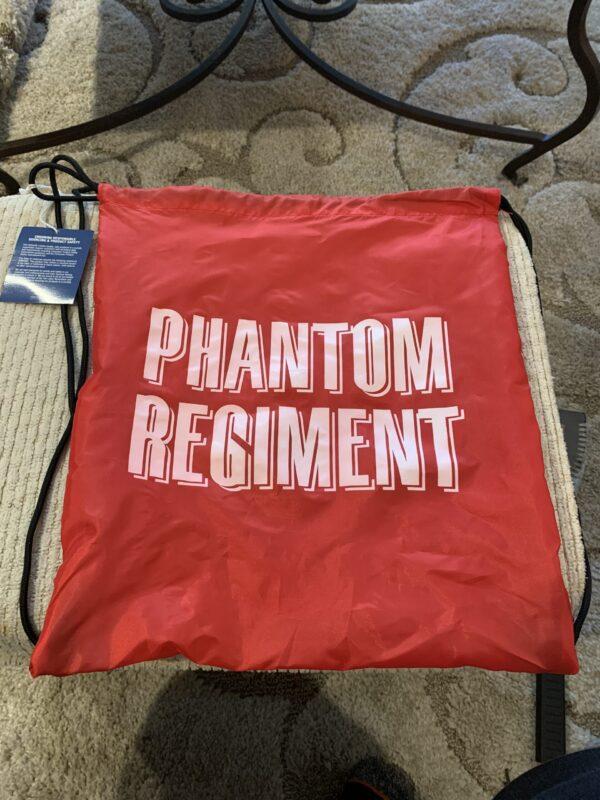 Phantom Regiment Drawstring Bag